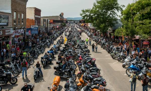 NOPE: Turns Out the Sturgis Biker Rally Was No COVID 'Super-Spreader' After All