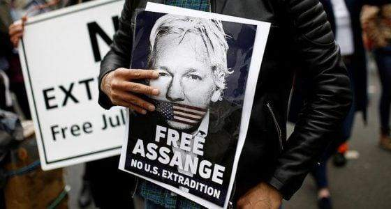 Trump Offered Assange A Pardon In Exchange For His Source - Assange Declined - The Washington Standard