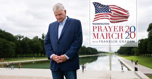 Home - Prayer March 2020