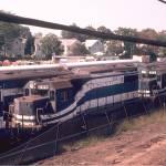 Railroads, Subways & Trolleys Past & Profile Picture