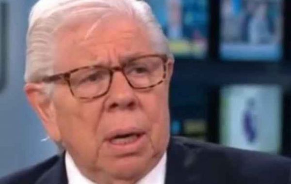 DOES ANYONE REALLY GIVE A SQUAT ABOUT CARL BERNSTEIN???
