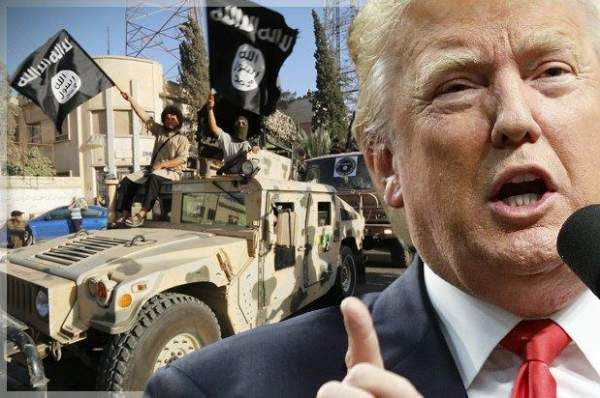 Apparently, When Trump Said ISIS Had Been Decimated, He Wasn't Entirely Honest About It (Video) - The Washington Standard