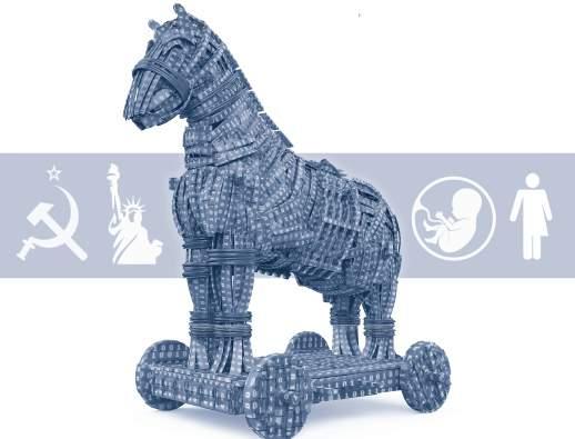 Trojan Horses – how the radical left schemes against faith, family and freedom - US CHRISTIAN