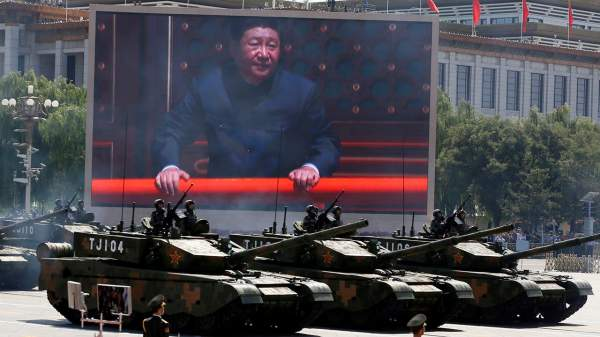 Chinese military calls US 'destroyer of world peace' following critical DOD report | Fox News