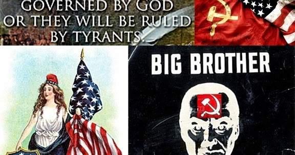SlantRight 2.0: American Patriots vs American Bolsheviks Rising