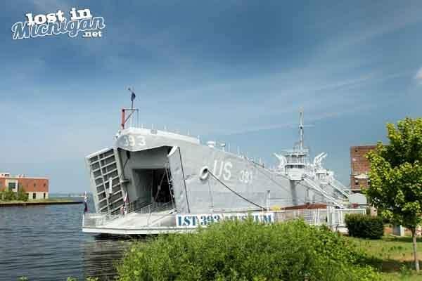 LST 393 - Lost In Michigan