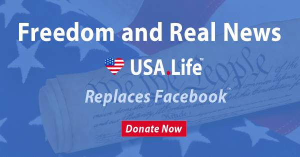 USA.Life is America's new social network – the answer to Facebook and Twitter censoring Christians, Conservatives, Patriotic Speech, Family Values and Liberty.