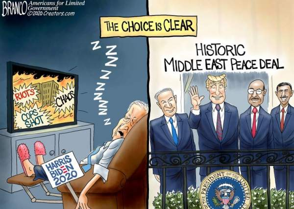 A clear choice