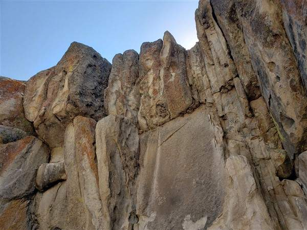 """City of Rocks - A BILLION year old landscape """"discovered"""" while RV travelin' across Idaho"""