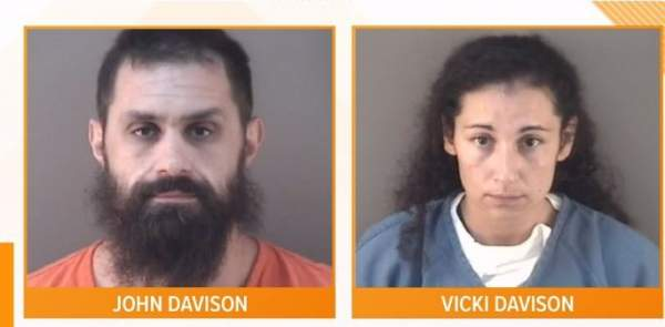 NOT Making Headlines: Virginia Couple Arrested with Guns, Shovels, a Pitchfork and Ammo in Toledo Before Trump's Rally on Monday