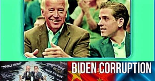 SlantRight 2.0: Hunter Biden Raised 'Counterintelligence And Extortion' Concerns...