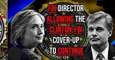 SlantRight 2.0: FBI Still Corrupt? What's Up Wray?