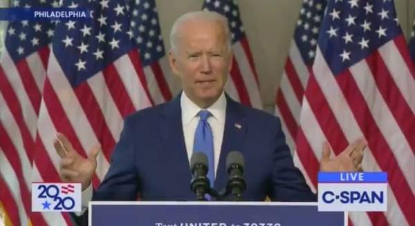 Biden Says 200 Million People Will Die From Covid by the End of His Speech (VIDEO)
