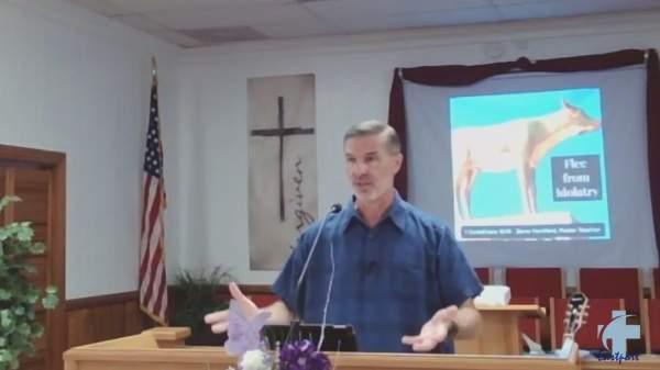 Flee From Idolatry | SermonAudio