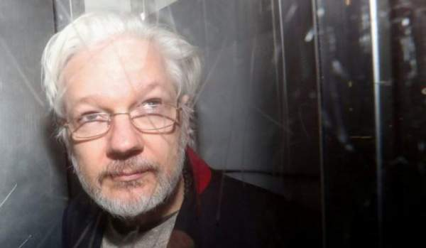 """Psychiatrist: Julian Assange Is """"Hearing Voices"""" And At """"High Risk Of Suicide"""" - The Washington Standard"""