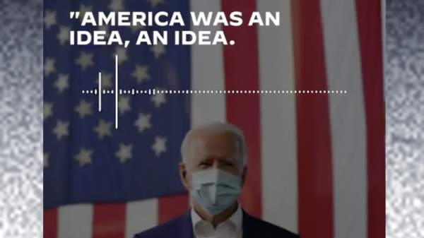 Biden: America Was an Idea - We Never Lived Up To It - The Rush Limbaugh Show