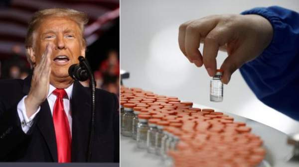 Trump Says He Won't Force Americans To Take COVID-19 Vaccine | Zero Hedge