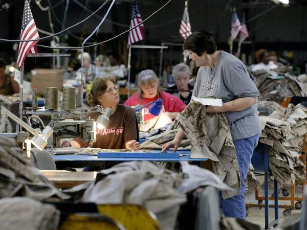 Pandemic Supply Needs Could Spark US Textile Industry Revival