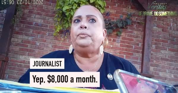 WATCH: 'Ballot chaser' boasts she got $55,000 to flip 5,000 votes for Biden