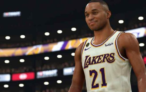 Advertisement integrated into NBA 2K21 caused controversy