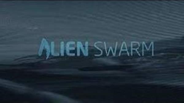 Valve Developed In USA Alien Swarm Video Game Trailer