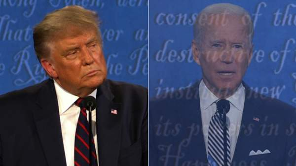 Trump on the Rise Heading Into the Debate Against Man Who Isn't There - The Rush Limbaugh Show
