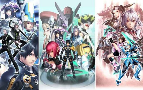 Some comments about Phantasy Star Online 2