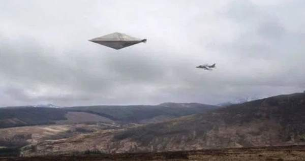 British MOD buries UFO dossier for another 50 years