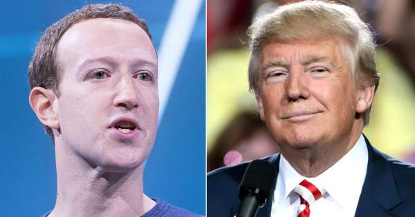 Facebook Says Users Can Wish For Trump's Death By COVID So Long As They Don't Tag Him - National File