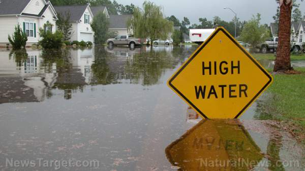 New flood maps reveal: 100-year floods may become yearly occurrences – NaturalNews.com