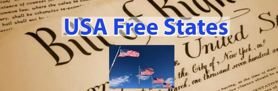 USA Free States! Cover Image
