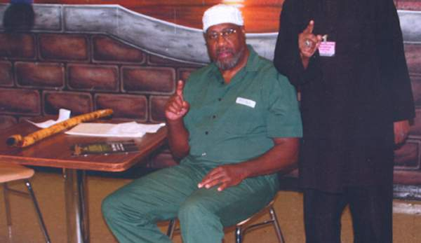 NY Parole Board votes to release Muslim convicted of murdering two cops, he makes ISIS salute