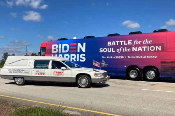 Nationwide trucker shutdown for Trump on November 29 |