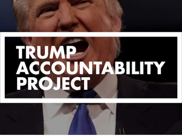 The Ponder: Introducing the Trump Accountability Project: Communism in Practice in America