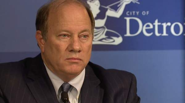 Detroit Mayor Mike Duggan: Wear The Masks Or We'll Shut Down