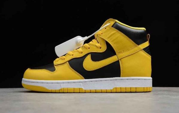 Where to Buy New Release Nike Dunk High SP Varsity Maize ?