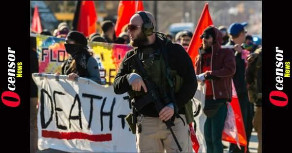 Antifa Leader Warns Trump: 'We're Armed - Concede By Sunday or We Retaliate' - 0Censor