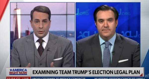 """""""What's Coming in Georgia Will Be Shocking!"""" - Trump Attorney Jordan Sekulow Promises BIG NEWS in Georgia on Monday or Tuesday (VIDEO)"""