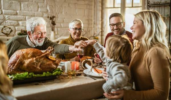 Whatever Your Governor Says, New Science Gives You Permission to Enjoy Thanksgiving | The Stream