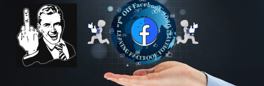 F Off Facebook Cover Image