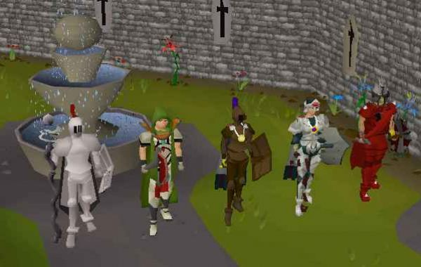 I might have to start all of RuneScape