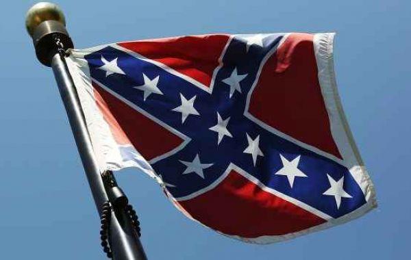 The True Crime Of The Confederate Flag