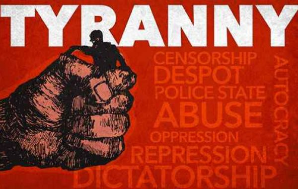 Tyranny and Lawlessness
