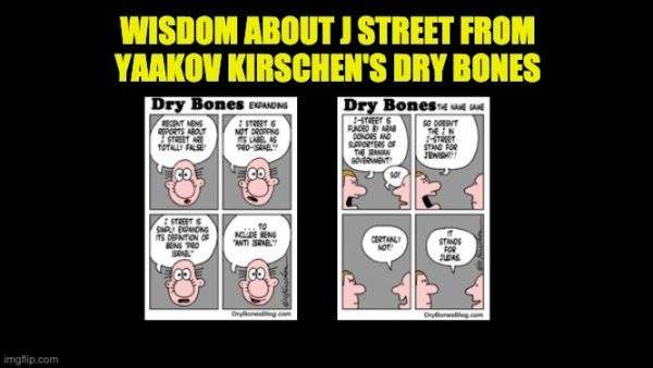 J Street's Latest Anti-Israel Slander-They Use A Pro-Terrorist EU Bureaucrat To Malign Jewish Neighborhoods - The Lid