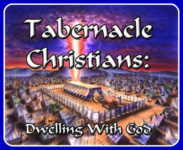 Meet Me At Calvary: Tabernacle Christians: Dwelling With God Lesson 4: Most Holy Place Christians