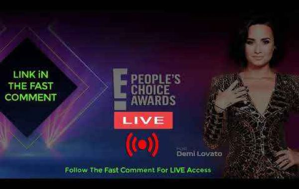 Show~~~!! People's Choice Awards Live Stream ON TV FREE