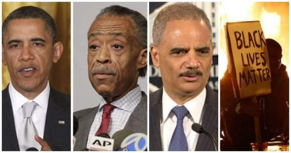 BREAKING: Obama, Sharpton, Holder And BLM Served With BOMBSHELL $2 BILLION Lawsuit , Americans CHEERING...