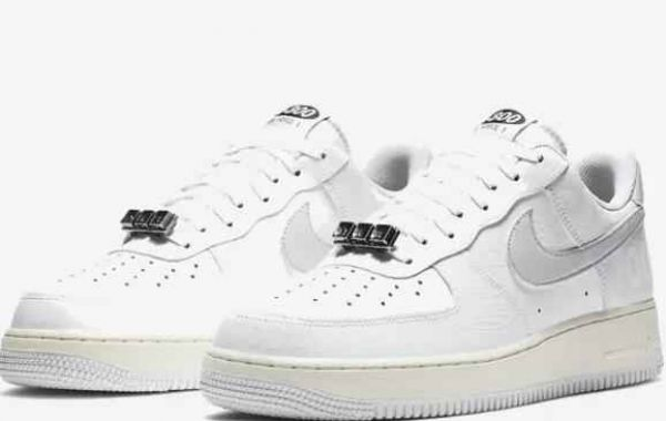 Where to Buy Awesome Nike Air Force 1 Low Toll Free White ?