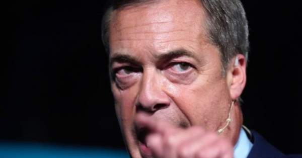 Farage: China is 'Licking its Chops' at the Thought of a Biden Presidency