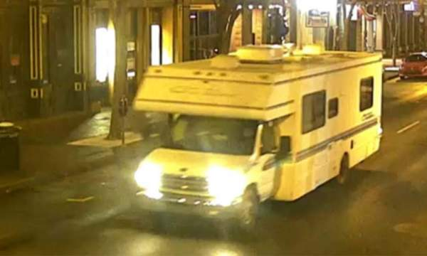 Nashville PD Releases Photo of RV That Exploded Christmas Morning, Asks the Public For Help ⋆ 10ztalk viral news aggregator